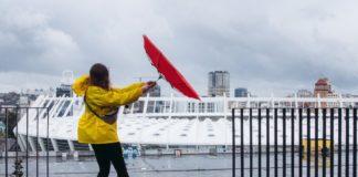 """В Україні оголошено штормове попередження: де пройдуть зливи і град"""" - today.ua"""