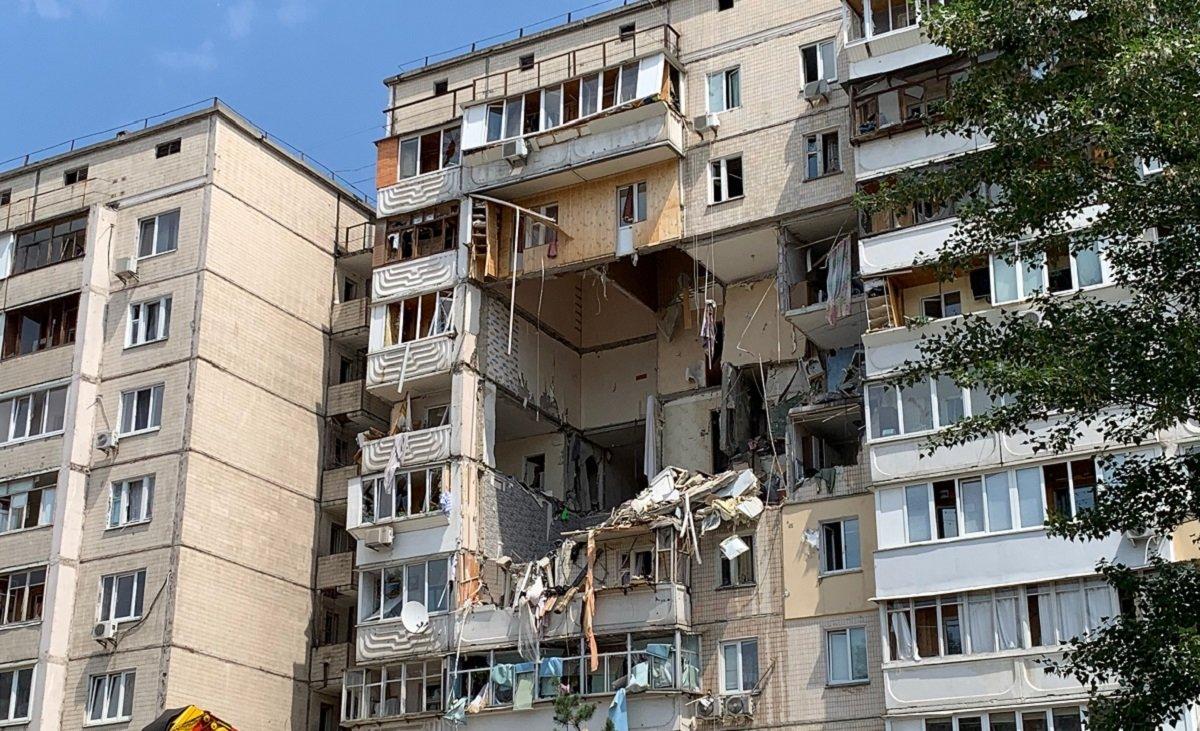 Жертвами вибуху в житловому будинку на Позняках видали неіснуючі квартири - today.ua