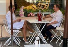 Тимошенко и Ляшко застукали вместе в ресторане: за чаем обсуждали предстоящие выборы - today.ua