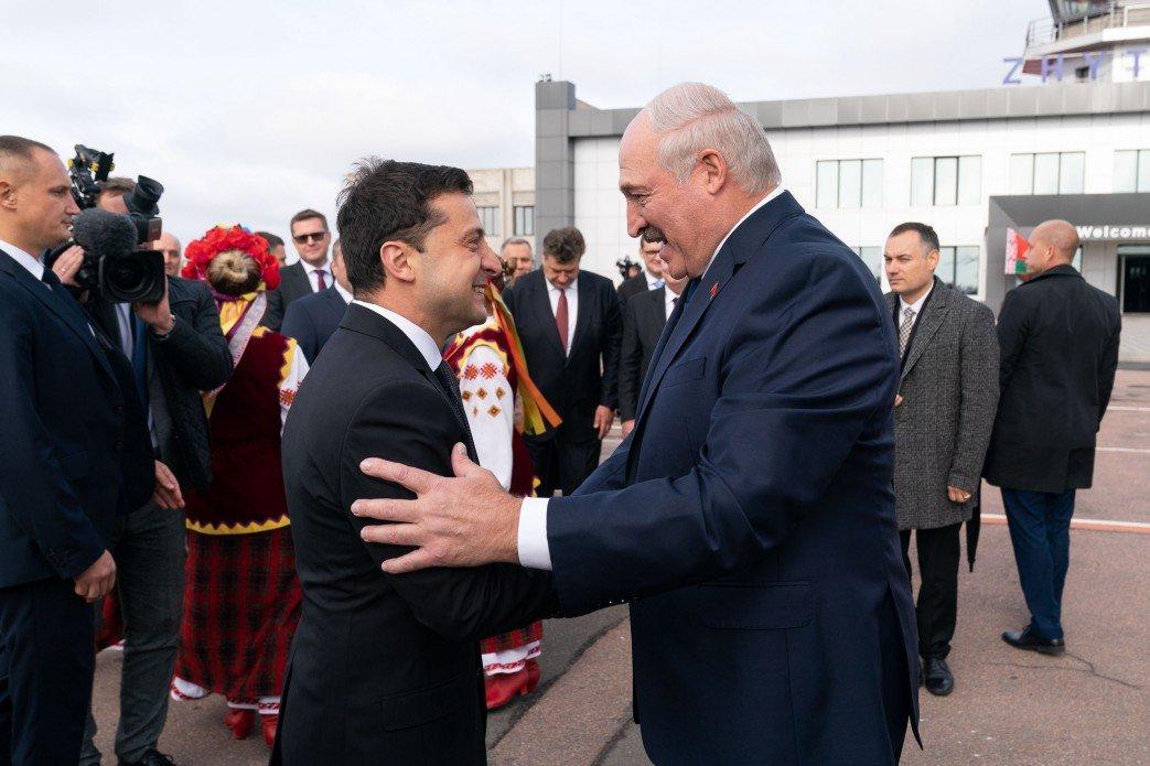 """Лукашенко зробив Зеленському приємний сюрприз: """"Знак дружби між білорусами та українцями""""  - today.ua"""