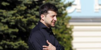 """Зеленский заплатил 17 тыс. грн штрафа за выпитый кофе в Хмельницком    """" - today.ua"""