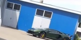 "Украинец заплатил $160 000 за растаможку Lamborghini"" - today.ua"