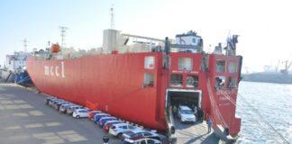 Автомобили, доставленные в Одессу, можно перевезти на поезде - today.ua