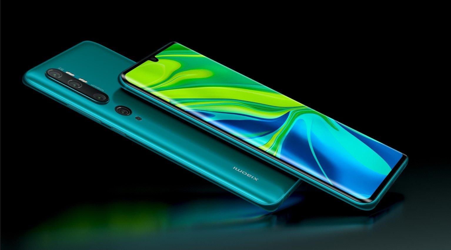 ТОП-5 китайских смартфонов