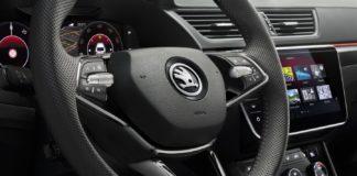 """Автомобили Skoda получили новый руль и новые функции"""" - today.ua"""