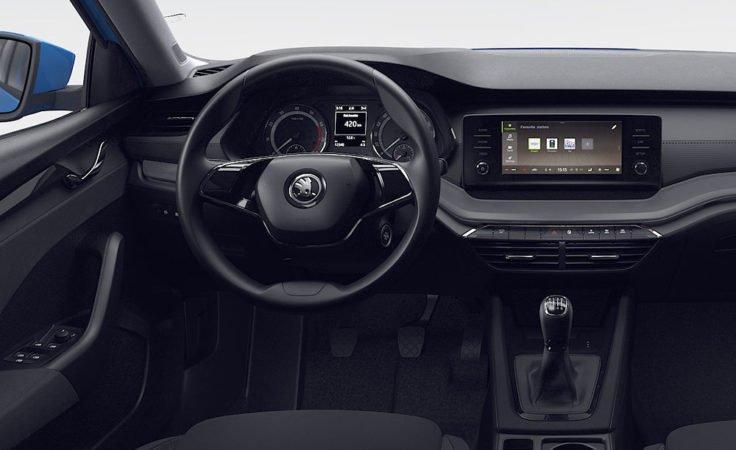 У продажу з'явилася найдешевша нова Skoda Octavia