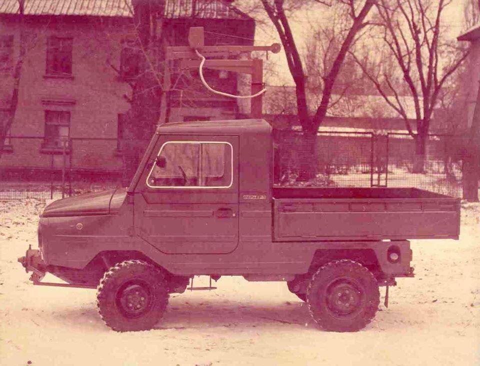 В Сети показали компактный самосвал ЗАЗ - today.ua