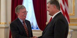 Порошенко за бюджетні гроші хотів собі виторгувати підтримку на виборах, - Джон Болтон - today.ua