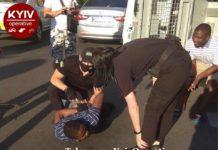 ДТП з п'яними темношкірими чоловіками під Києвом: українські патрульні ризикнули затримати порушників - today.ua