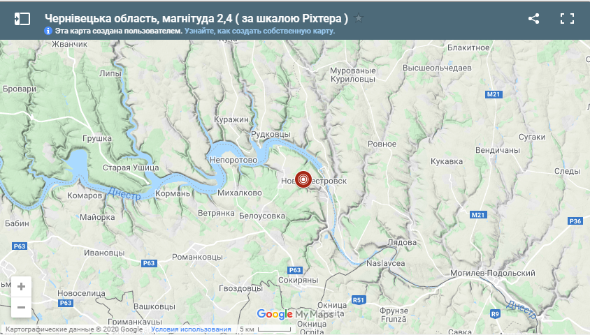 Землетрус після повені: на Західну Україну обрушилася нова стихія