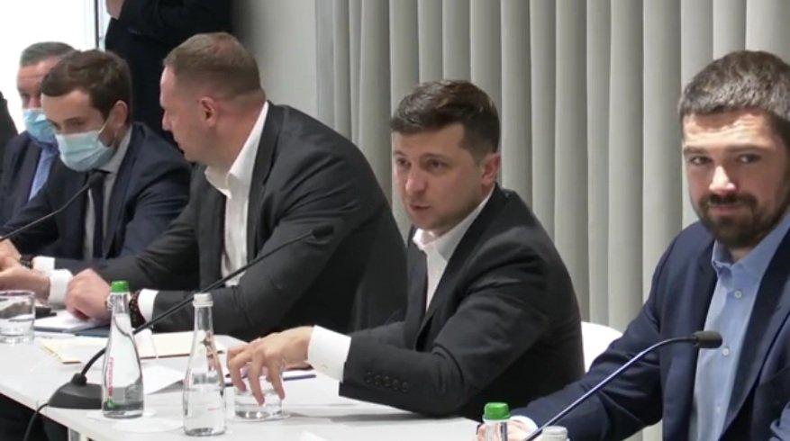 """Зеленский рассказал о ситуации на таможнях: """"Некоторое время у нас не будет кофе, лосося и хамона"""" - today.ua"""