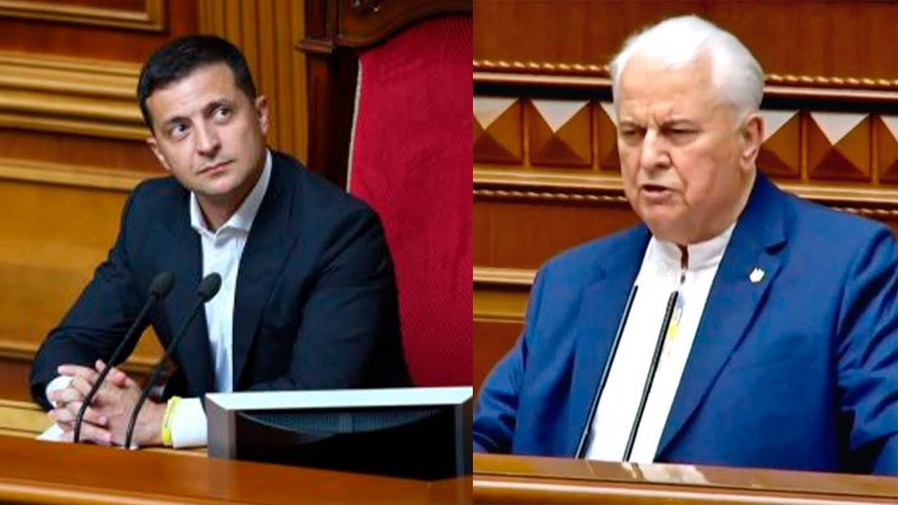 Кравчук і Зеленський насварили нардепів у Раді, як шкідливих школярів - today.ua