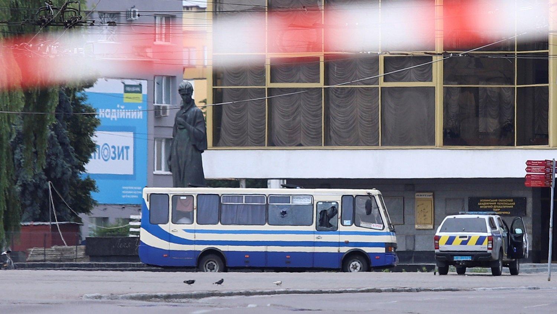 Заложники из захваченного автобуса в Луцке рассказали о поведении террориста - today.ua