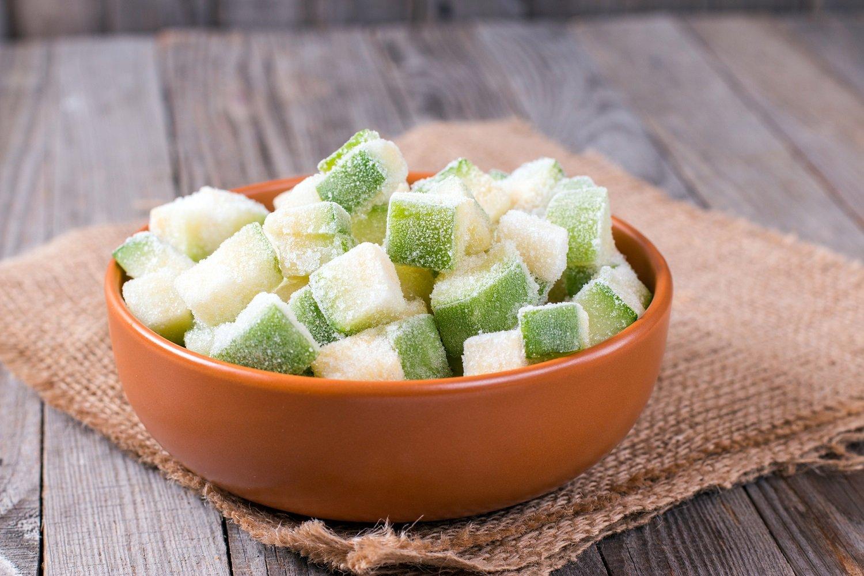 Как заморозить кабачки на зиму, чтобы в них сохранились витамины и нежный вкус