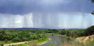 """На Україну насувається потужний грозовий фронт: прогноз погоди від Укргідрометцентру"""" - today.ua"""