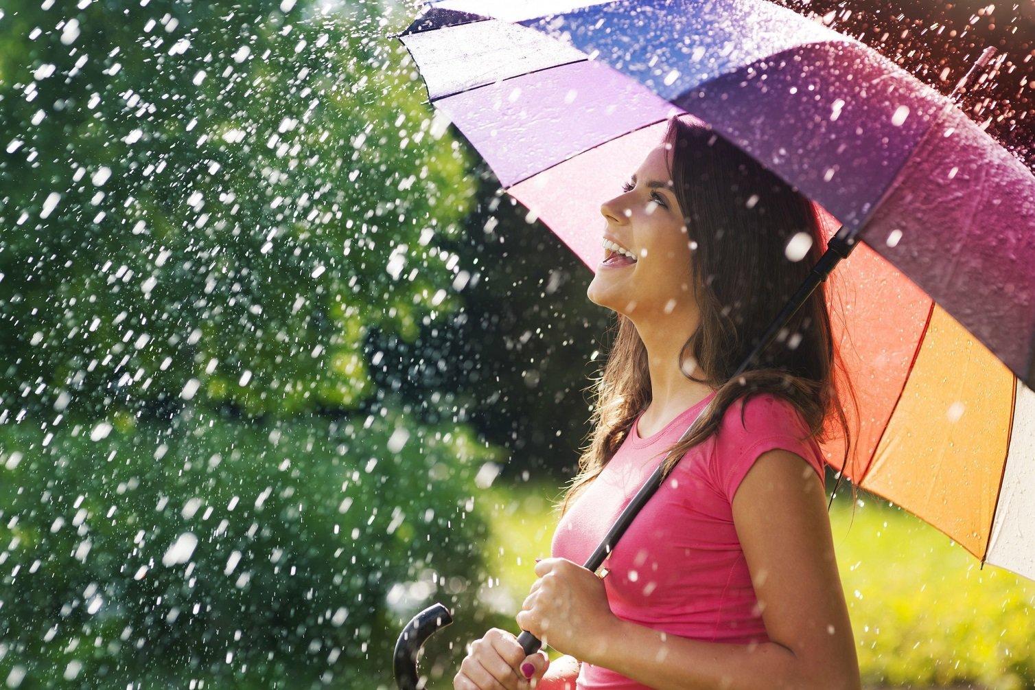 Прогноз погоды на выходные: часть Украины накроют дожди и грозы - today.ua