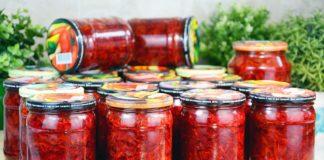"""Заправка для борща на зиму: рецепт заготовки, которая поможет экономить время на кухне"""" - today.ua"""