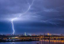 Жара и страшные грозы: какие области попадают в зону опасного циклона - today.ua