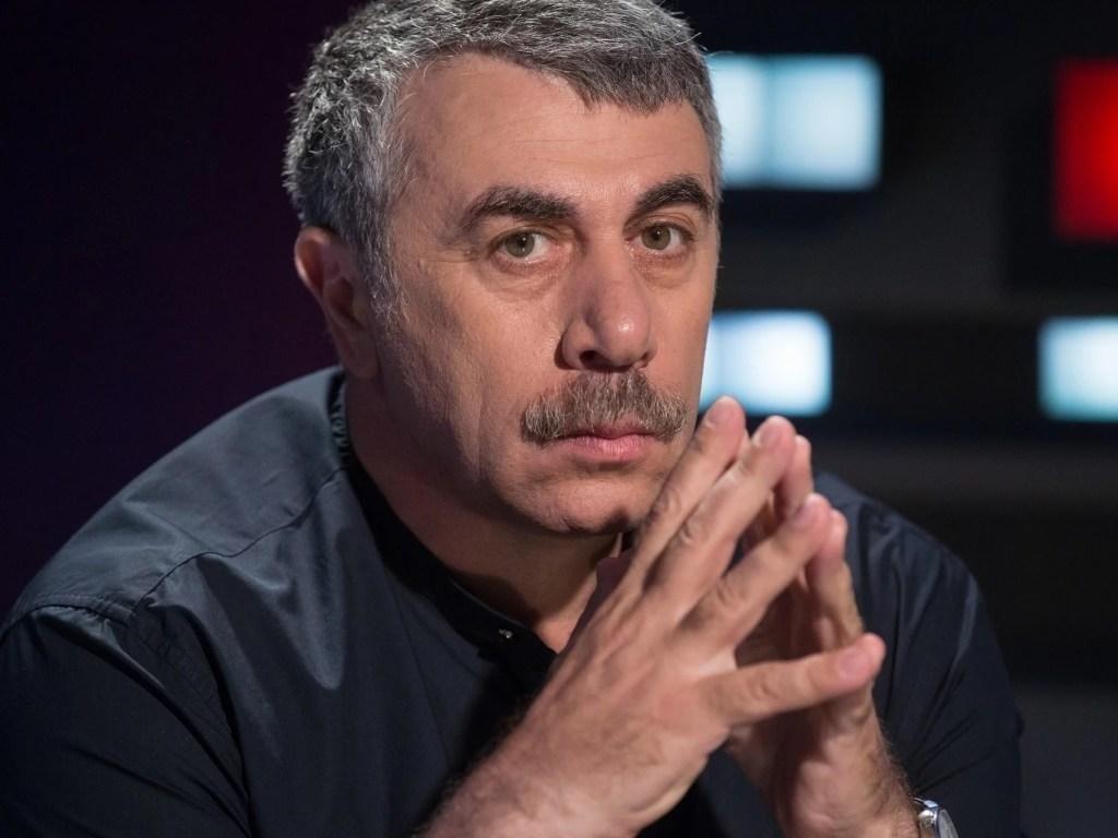Доктор Комаровский выступил с пугающим заявлением: «это убьет Украину как государство»