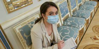 """Мендель вперше прокоментувала чутки про інтим з президентом і свою вагітність"""" - today.ua"""