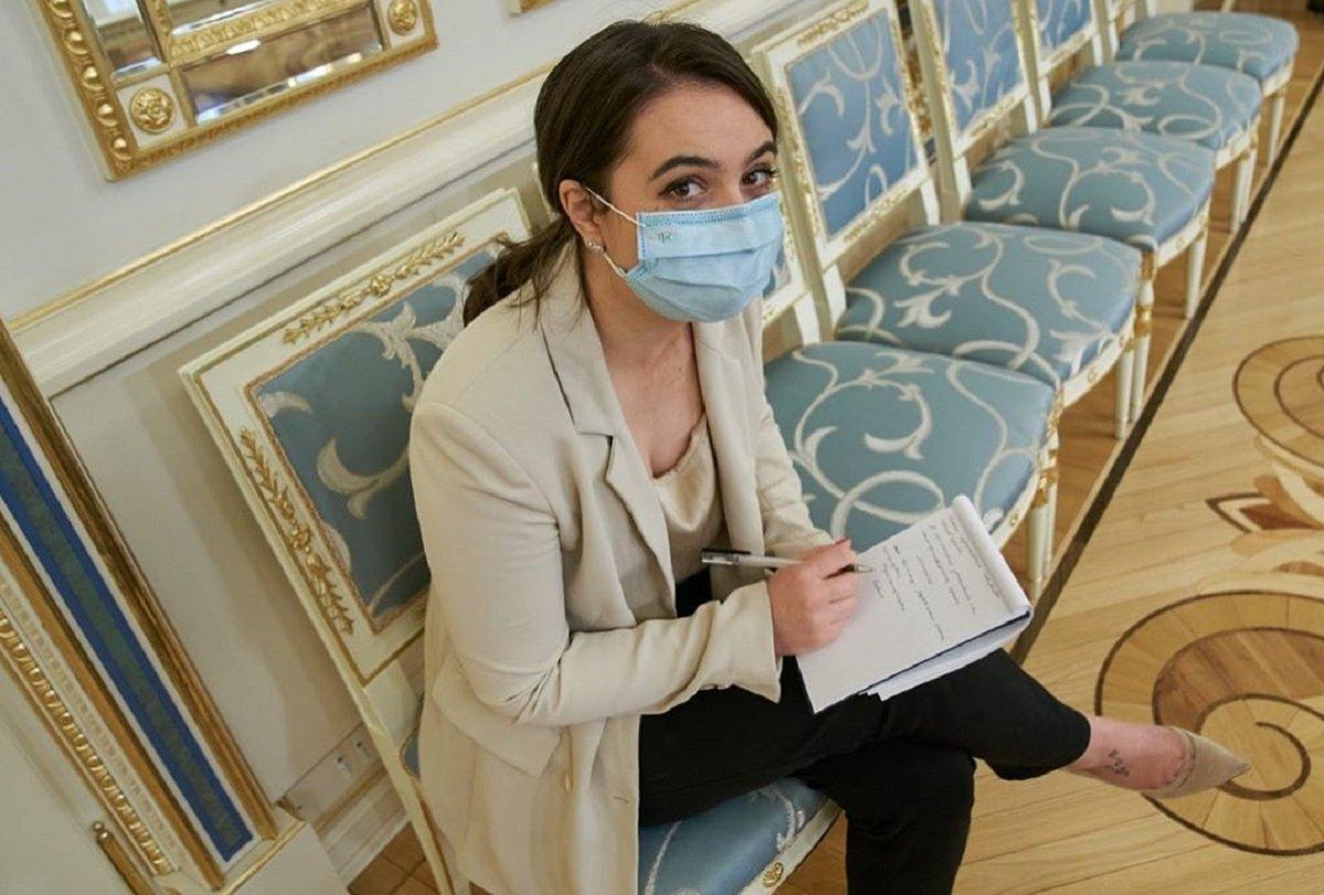 Мендель вперше прокоментувала чутки про інтим з президентом і свою вагітність - today.ua