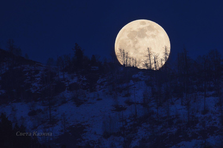 Праздник 18 июля: в день Афанасия Афонского наблюдали за «игрой» Луны