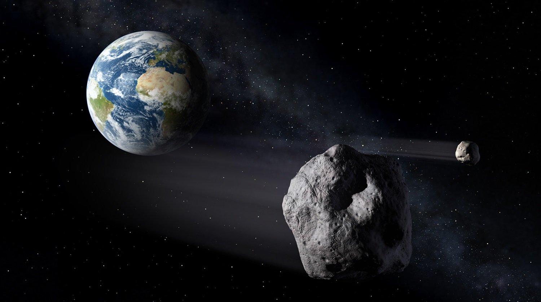 К Земле приближается огромный астероид: в NASA предупредили об опасности