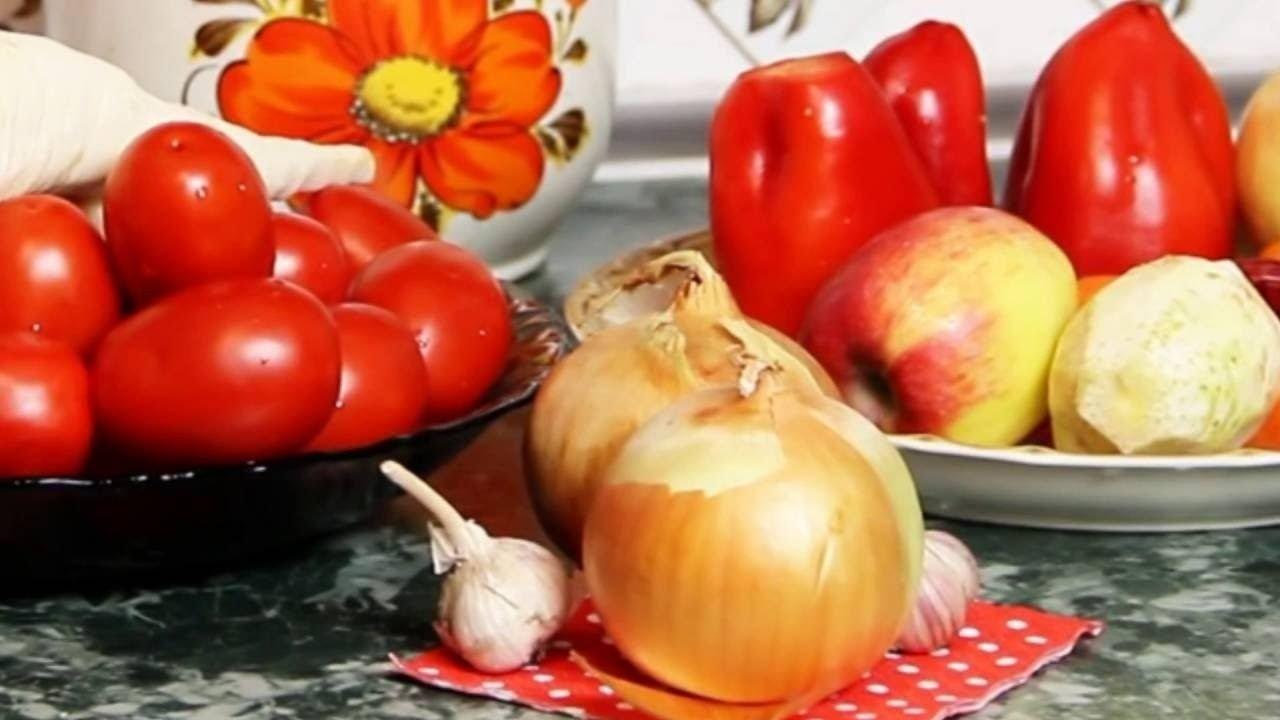 Заправка для борща на зиму: рецепт заготовки, которая поможет экономить время на кухне