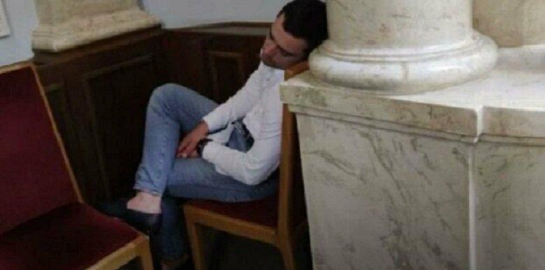 Звезда «Квартал 95» нардеп Юзик пойман в Раде за поеданием шоколадных батончиков