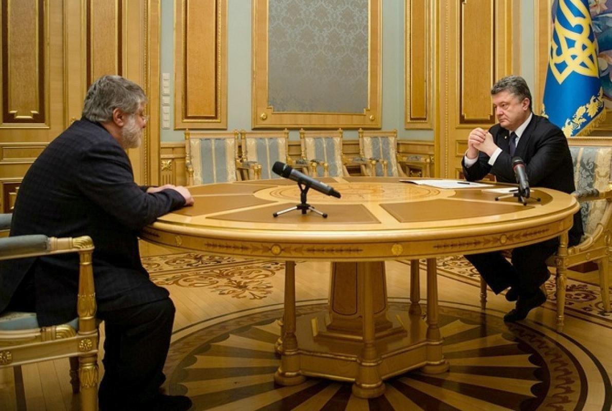 Битва титанів: за позовом Коломойського проти Петра Порошенка відкрили чотири нові справи