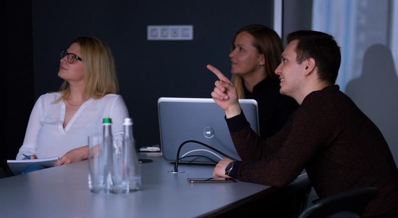 Матрична організаційна структура управління підприємством на прикладі компанії Simcord