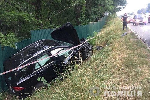 Смертельна ДТП під Києвом: з'явилися нові подробиці про здоров'я вижившої дитини та водія-вбивці  - today.ua