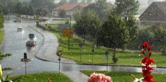 "Похолодание, ливни и град: синоптики предупредили об опасной погоде до конца недели"" - today.ua"