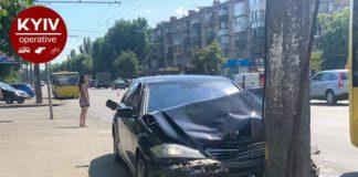 """П'яний працівник автомийки розбив Mercedes, який «взяв покататися»"""" - today.ua"""