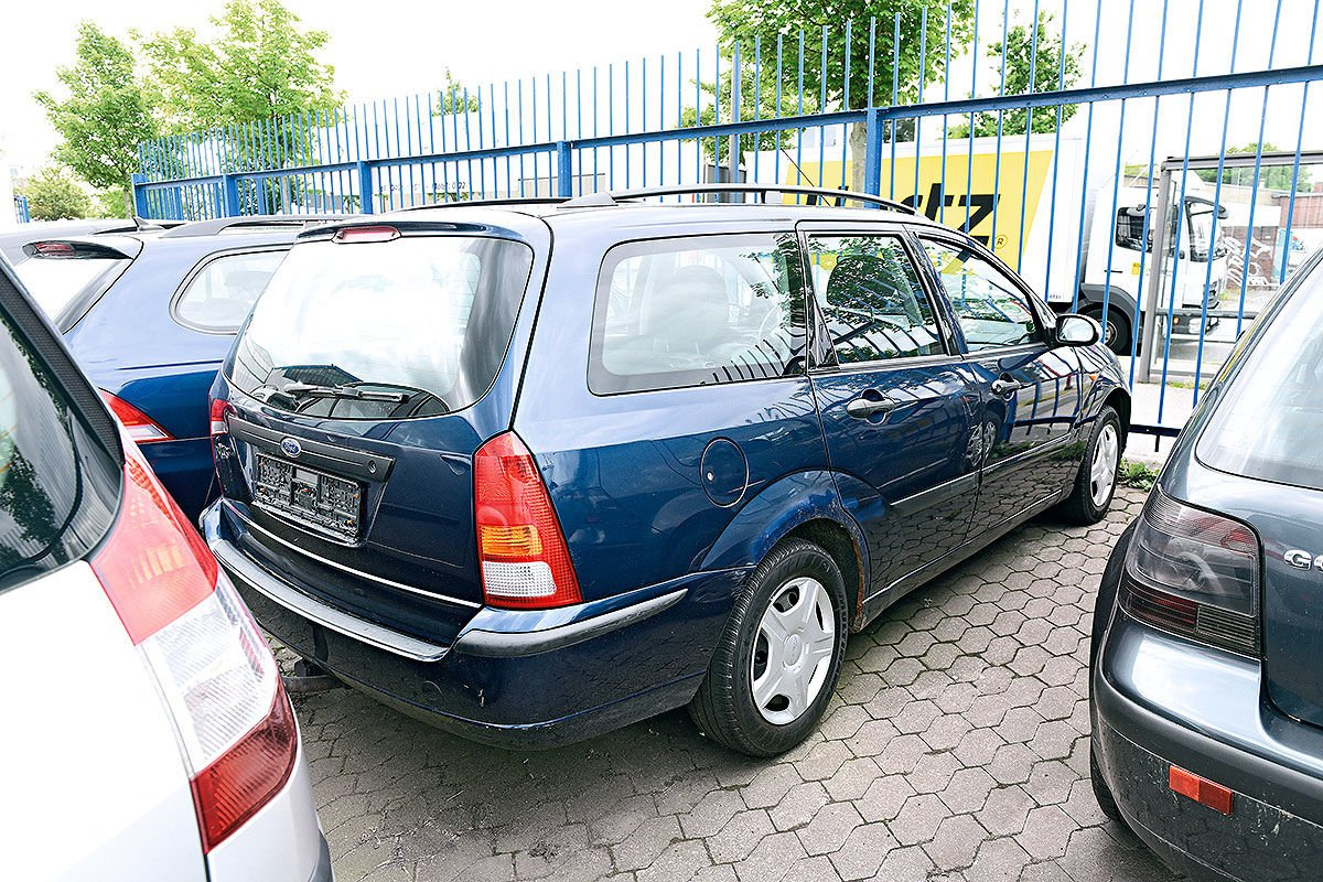 В каком состоянии продают дешевые авто в Германии