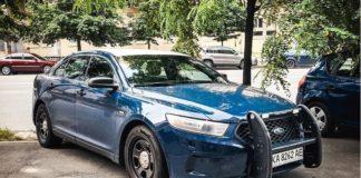 Украинцы начали покупать битые автомобили американских копов - today.ua