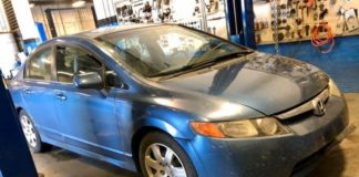 У Мережі показали Honda Civic з пробігом 1,6 млн км - today.ua