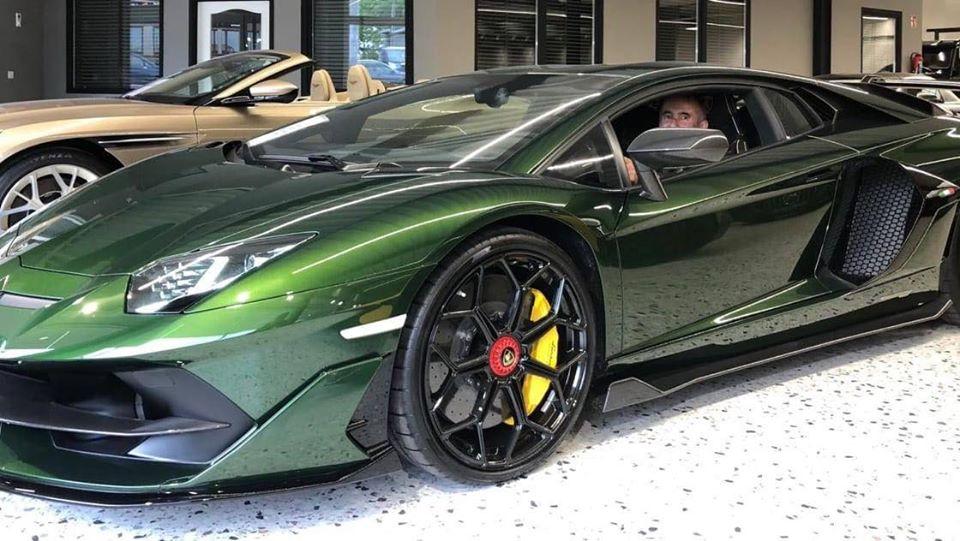 Стало відомо, хто в Україні купив Lamborghini за 15 мільйонів - today.ua