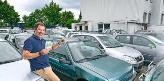 """В каком состоянии продают дешевые авто в Германии"""" - today.ua"""