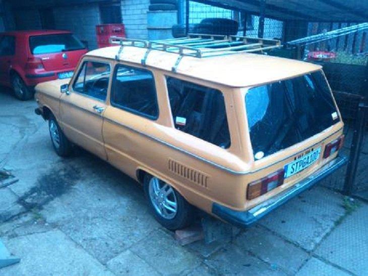 Украинская мечта: в Литве нашли универсал «Запорожец» с дизельным двигателем - today.ua