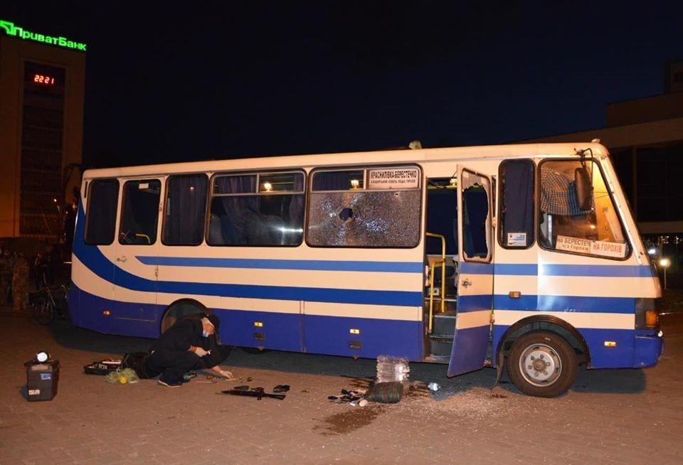 Луцький терорист випустив заручників і був заарештований: яке покарання йому загрожує