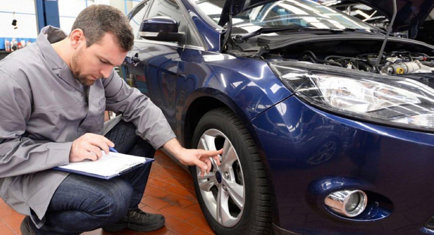 Як відрізнити битий автомобіль при покупці