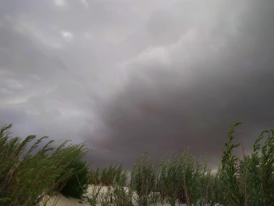 Відразу кілька стихій обрушилося на південь України: в зливах потонула Одеська область