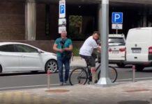 Нардеп Дубинский в нетрезвом виде решил прокатиться на велосипеде: нарушил правила дорожнего движения - today.ua