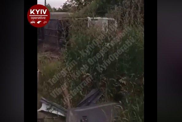 Масштабное ДТП на трассе под Киевом: фура врезалась в автобус с пассажирами