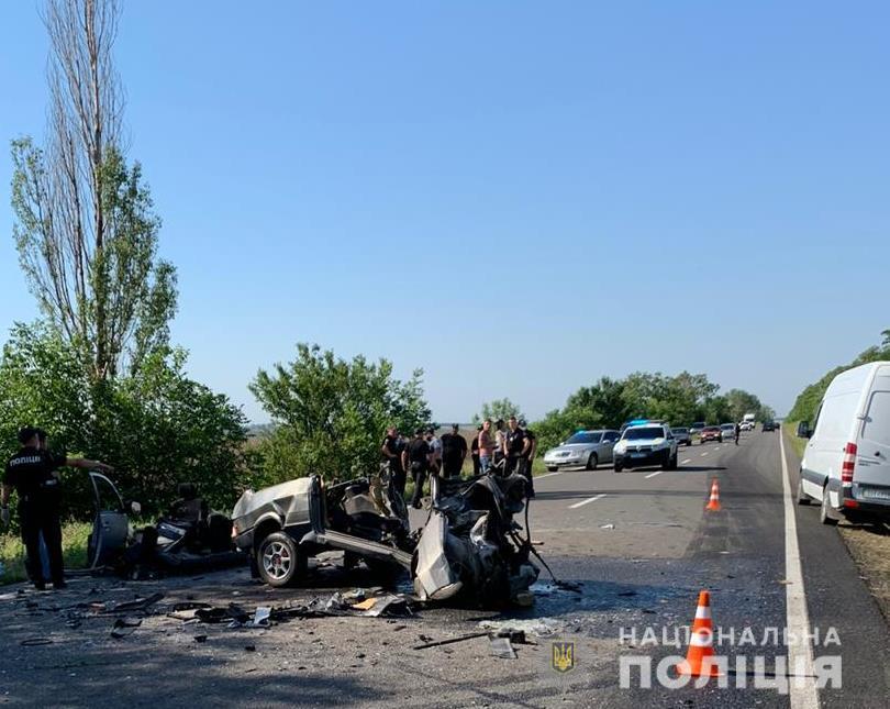 Стали известны подробности утреннего ДТП в Одесской области: четверо из шести погибших были одноклассниками