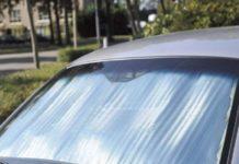 Почему в жару солнцезащитный экран только навредит автомобилю - today.ua