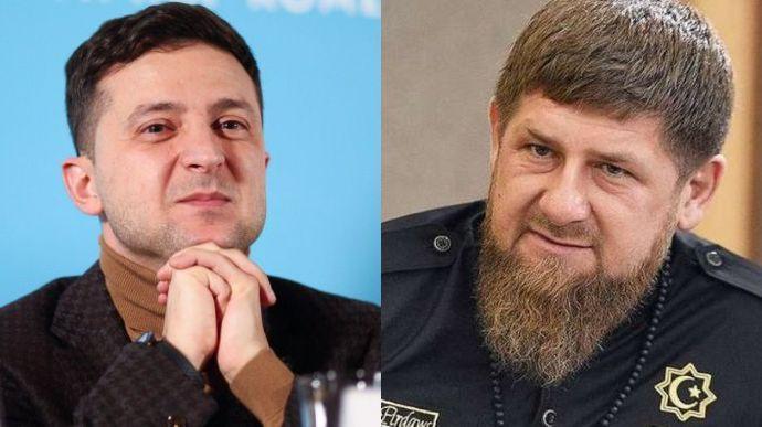 В Офисе президента Зеленского отреагировали на послание Кадырова: окружение гаранта потеряло инстинкт самосохранения