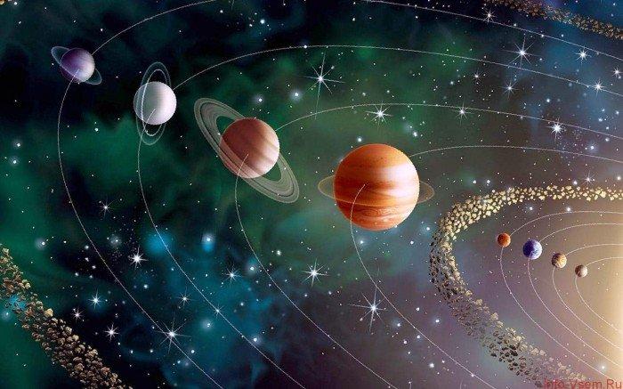 Завтра  ожидается великий парад планет: не пропустите - следующий будет через 141 год