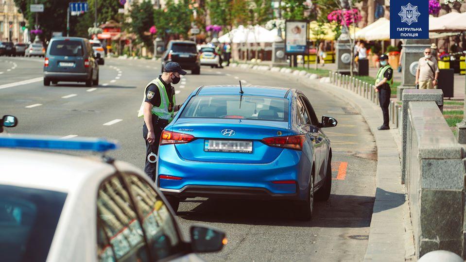 Поліція почала іронічно боротися з порушниками паркування